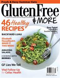Gluten Free & More issue Jun/July