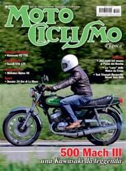 Motociclismo d'Epoca issue Motociclismo d'Epoca 6 2016