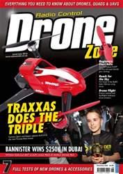 Radio Control DroneZone issue DroneZone 005