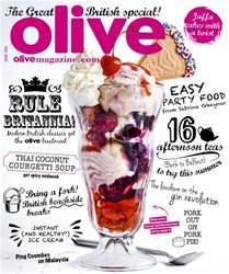 Olive Magazine issue June 2016