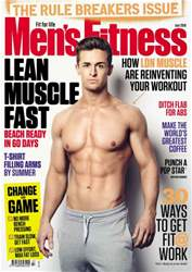 Men's Fitness issue July 2016
