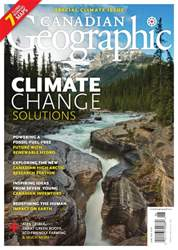 Canadian Geographic issue June 2016