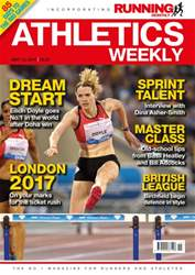 Athletics Weekly issue 12052016