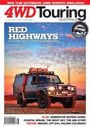 4WD Touring Australia issue Issue 28