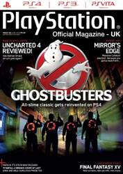 Playstation Official Magazine (UK Edition) issue June 2016