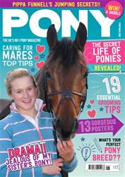 Pony Magazine issue PONY magazine – June 2016