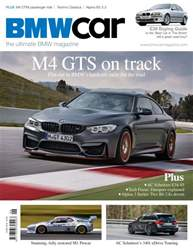 BMW Car issue June 2016