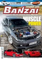 Banzai issue June 2016