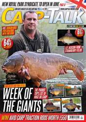 Carp-Talk issue 1123