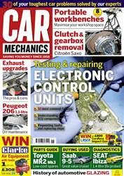 Car Mechanics issue June 2016