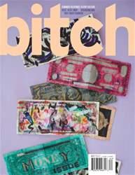 Bitch Magazine issue Money Issue