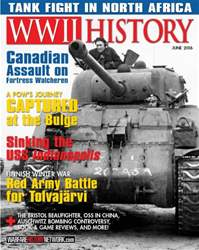 WW2 History Magazine issue June 2016