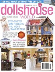 Dolls House World issue June 2016