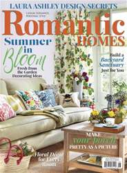 Romantic Homes issue June 2016