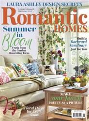 Romantic Homes issue June 2016
