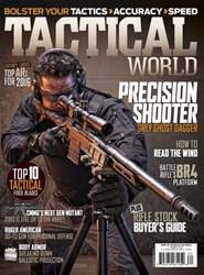 Tactical World issue Summer 2016