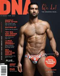 DNA Magazine issue #196 - Wedding Issue