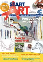 Start Art issue StartArt 2016 issue two