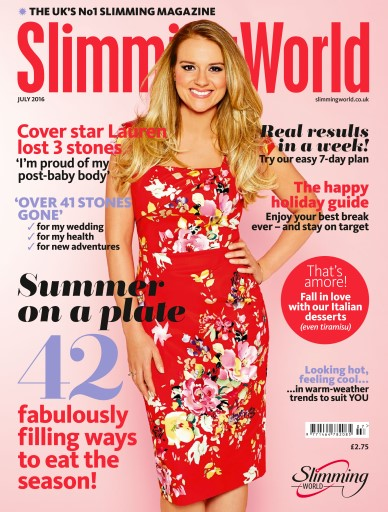 Slimming World issue July 2016