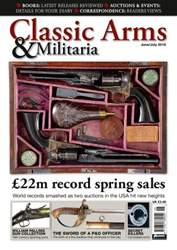 Classic Arms & Militaria issue June/July16