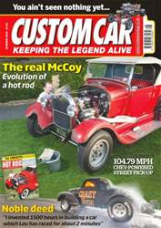 Custom Car issue No. 558 The Real McCoy
