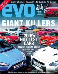 Evo issue July 2016