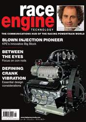 Race Engine Technology issue 92 February 2016