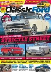 Classic Ford issue No. 239 Strictly Street