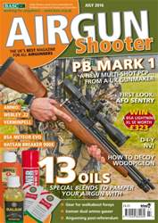 Airgun Shooter issue July 2016 - issue 083