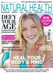 Natural Health issue Jun-16