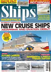 Ships Monthly issue No. 619 New Cruise Ships