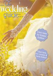 The Wedding Guide issue Summer 2016