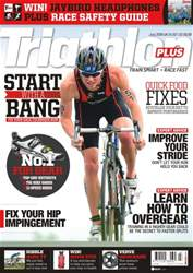 Triathlon Plus issue No.94 Start With A Bang