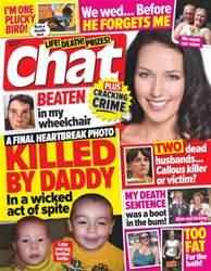 Chat issue 26th May 2016
