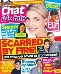 Chat Its Fate issue Summer 2016