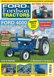 Ford & Fordson issue No.73 Ford 4000 Buyer's Guide