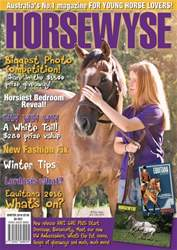 HorseWyse Magazine issue Winter 16
