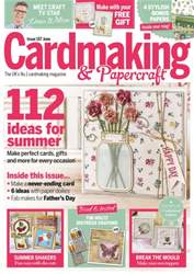 Cardmaking & Papercraft issue June 2016