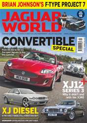 Jaguar World issue No.172 Convertible Special
