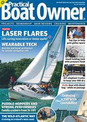 Practical Boatowner issue July 2016