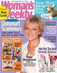 Womans Weekly issue 31st May 2016
