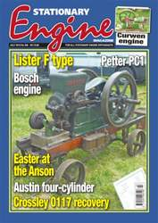 Stationary Engine issue No.508 Lister F Type