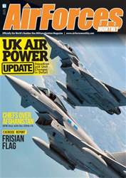 AirForces Monthly issue Sample Issue