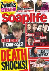 Soaplife issue 21st May 2016