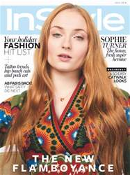 InStyle issue July 2016