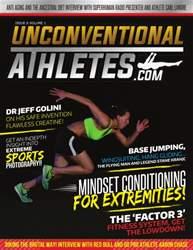 Unconventional Athletes Magazine issue  6VOL1