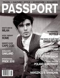 Passport issue June 2016