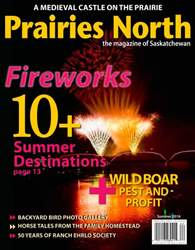 Prairies North Magazine issue Summer 2016