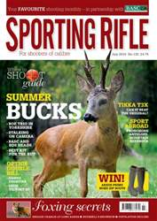Sporting Rifle issue Jul-16