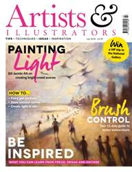 Artist & Illustrators issue July 2016